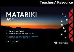 Matariki teachers' resource