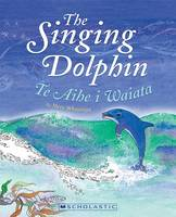Cover of The singing dolphin