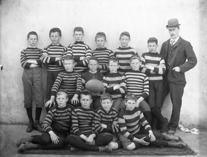 Fendalton Primary School Rugby team