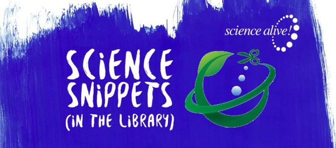 Science Snippets 2017