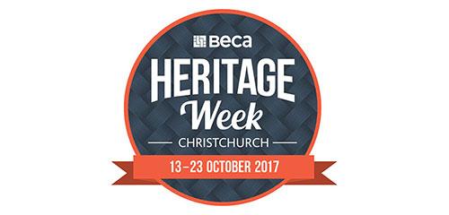 Beca Heritage Week logo