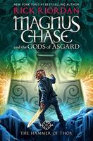 Cover of The Gods of Asgard: The Hammer of Thor