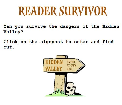 Reader Survivor