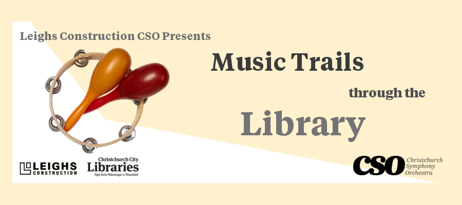 Music Trails through the library