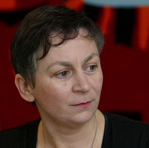 Anne Enright, photo by Joe O'Shaughnessy