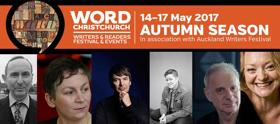 WORD Christchurch Autumn Season