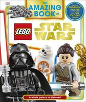 Cover of The Amazing Book of LEGO Star Wars