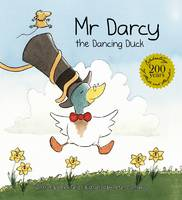 Cover of Mr Darcy and the dancing duck