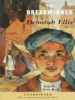 Cover of The breadwinner by Deborah Ellis