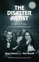 Cover of The disaster artist by Greg Sistero and Tom Bissell