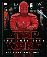 Cover of Star Wars the last jedi, the visual dictionary