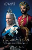 Cover of Victoria and Abdul by Shrabani Basu
