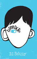 Cover of Wonder by R. J. Palacio