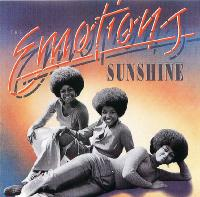Cover of the album Sunshine by The Emotions.