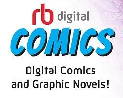 About RBdigital Comics   Christchurch City Libraries