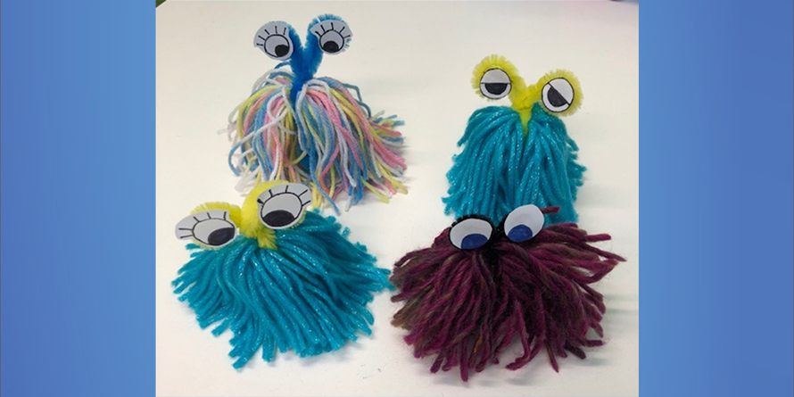 Woolly Monsters