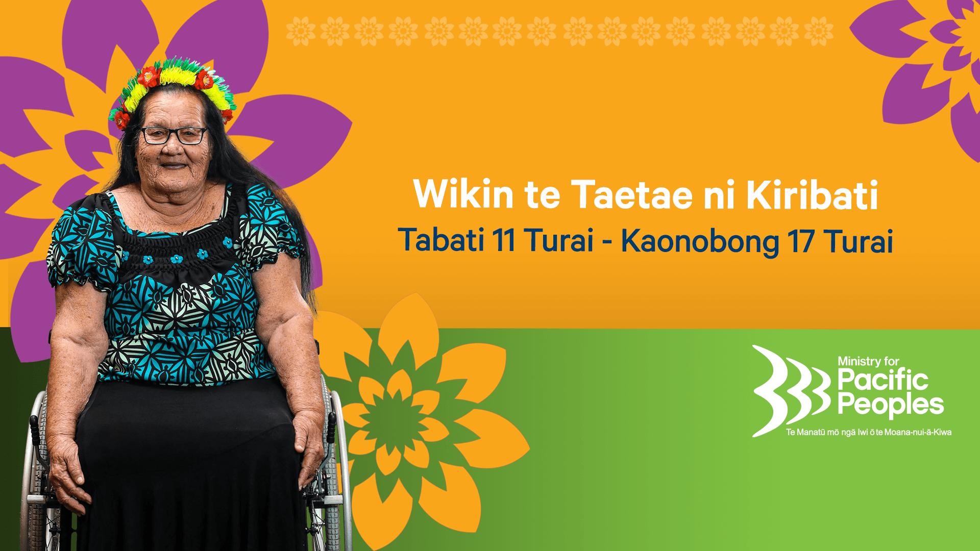 Kiribati Language Week